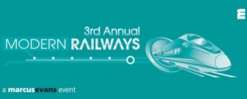 marcus evans : 3rd Annual Modern Railways Conference