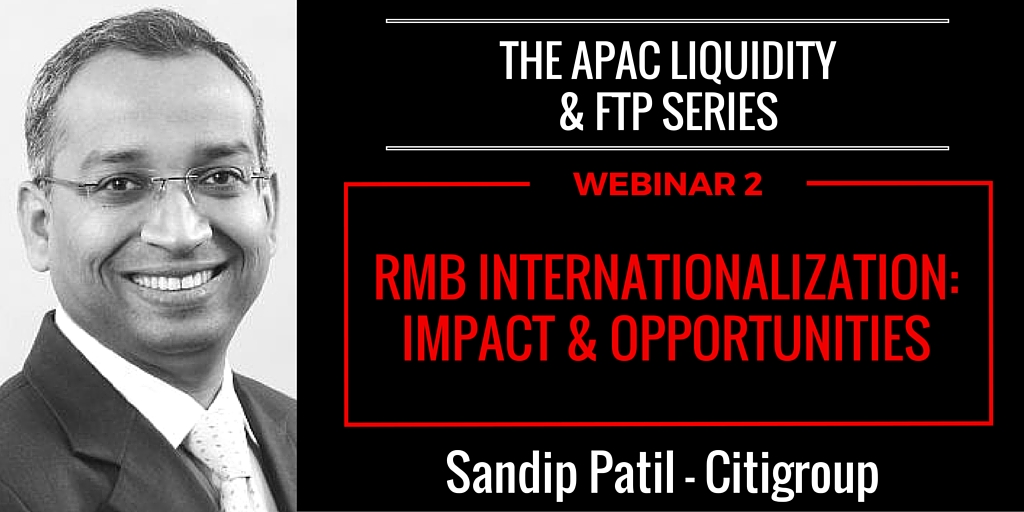 WEBINAR: RMB Internalisation: Impact & Opportunities