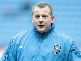 """Ian (""""Charlie"""") McParland takes charge ahead of Chelsea game"""
