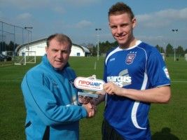 Connor Wickham named Championship Player of the Month