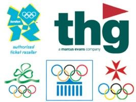 thg sports tours confirmed ATR for London 2012 Olympic Games