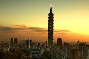 Taipei 101 could become world's first tall green building