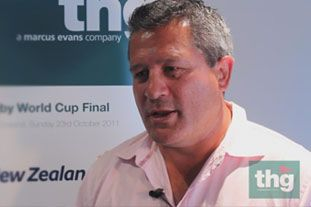 Zinzan Brooke Interview