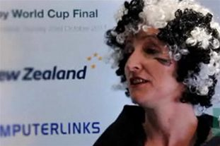 Rugby World Cup Testimonials