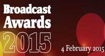 marcusevans World Productions News - Four Broadcast Awards 2015 nominations!