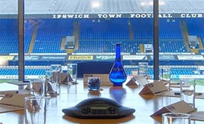 marcusevans Ipswich Town Football Club is the Number One Venue!